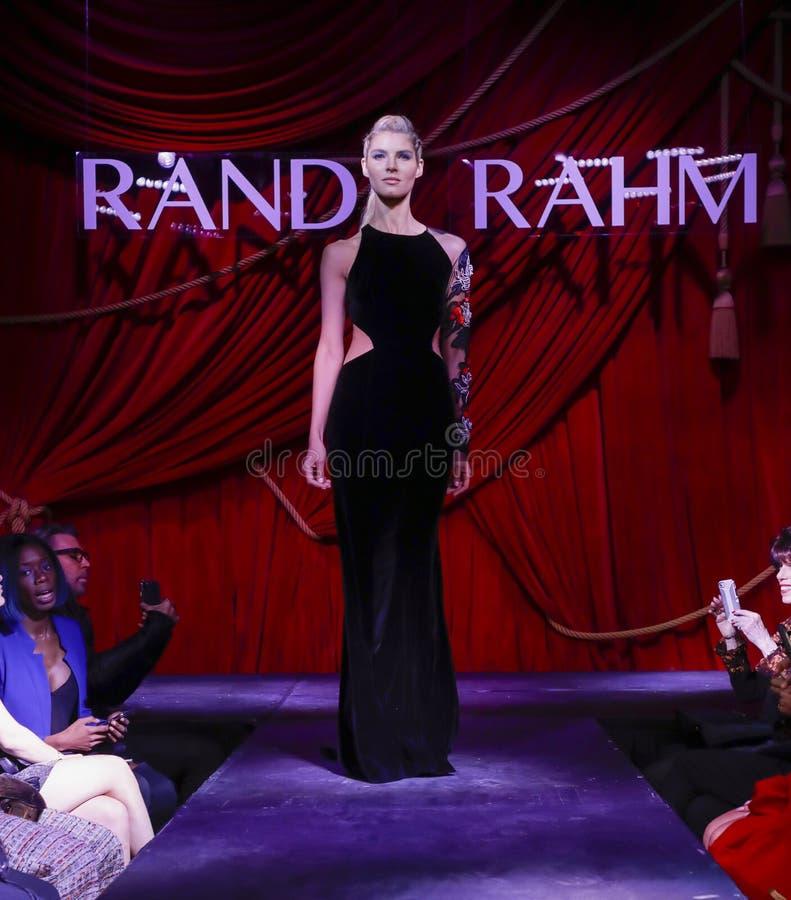 Randi Rahm FW 2020 stock photos