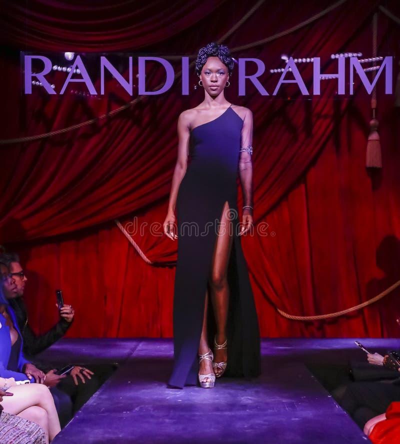 Randi Rahm FW 2020 stock image