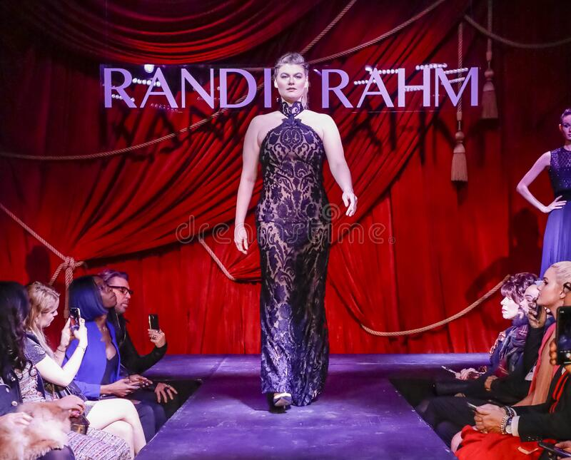 Randi Rahm FW 2020 stock photography