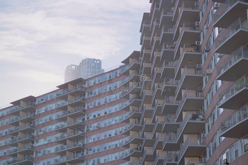 New York par Gehry photo libre de droits