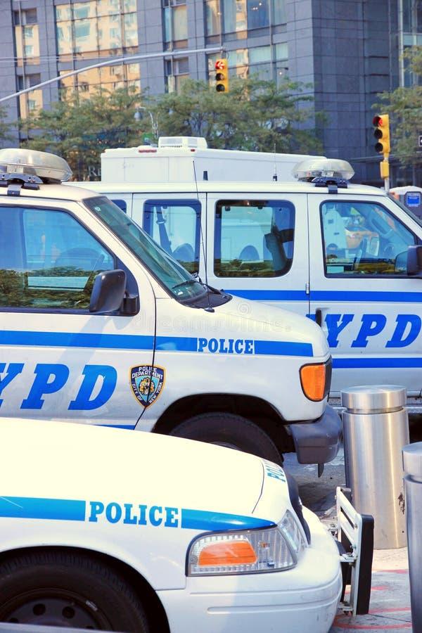 New York Police royalty free stock photos
