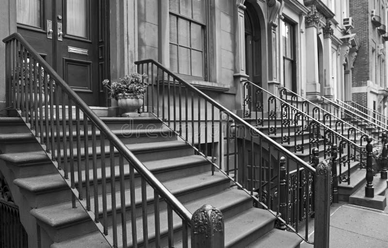 New York residential stock images