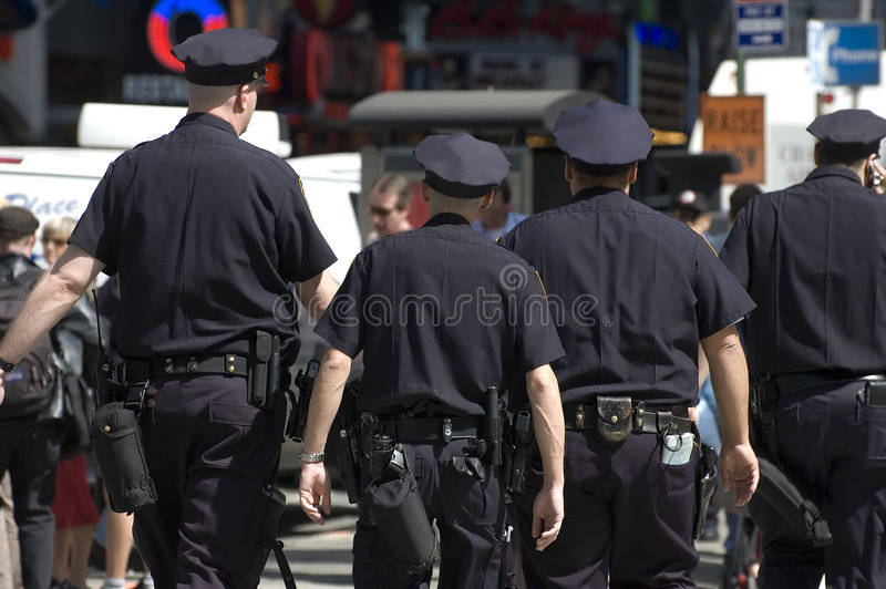 New York's Finest stock photo