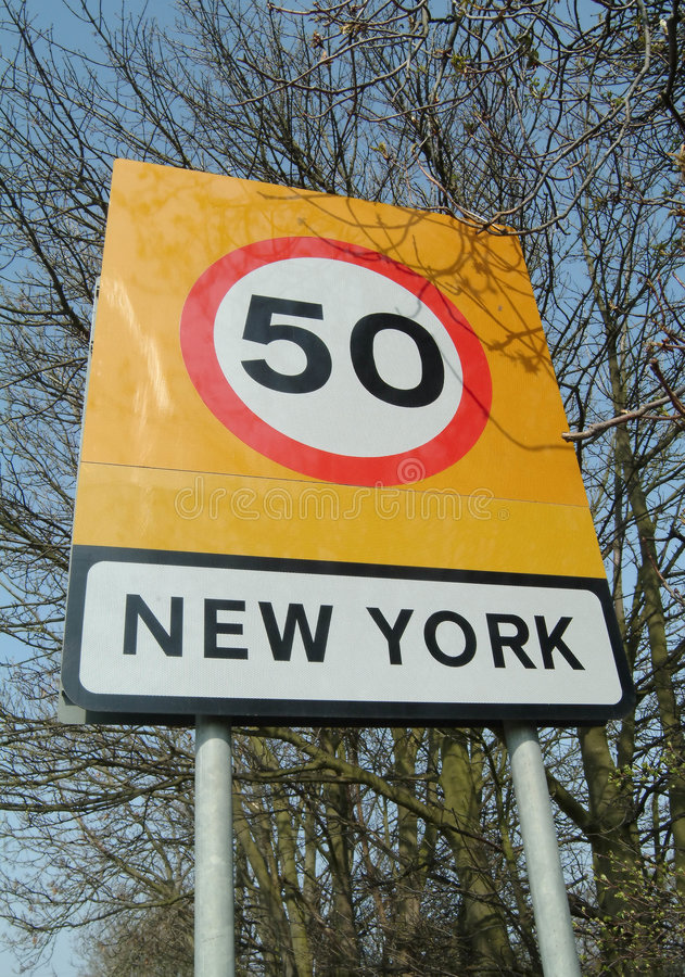 Download New York Sign Stock Photo - Image: 11770