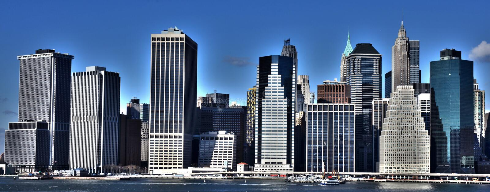 Download New York sky line stock photo. Image of image, pictures - 16456438