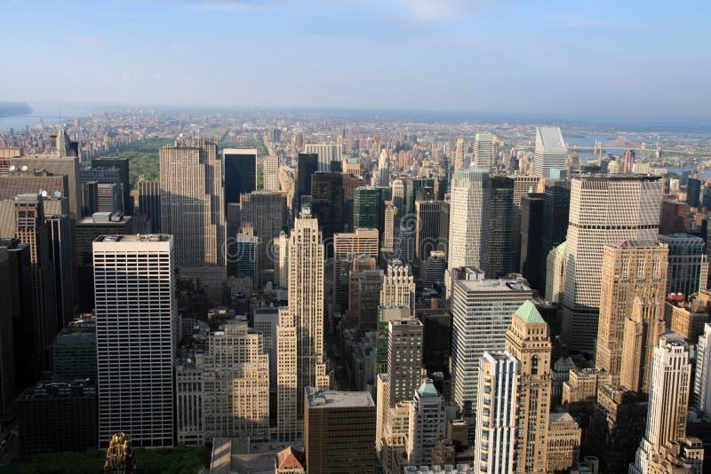New York Skyline Royalty Free Stock Photo
