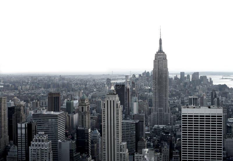 Download New York Skyline stock image. Image of empire, still - 19670065