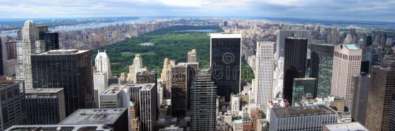 New York skyline royalty free stock image