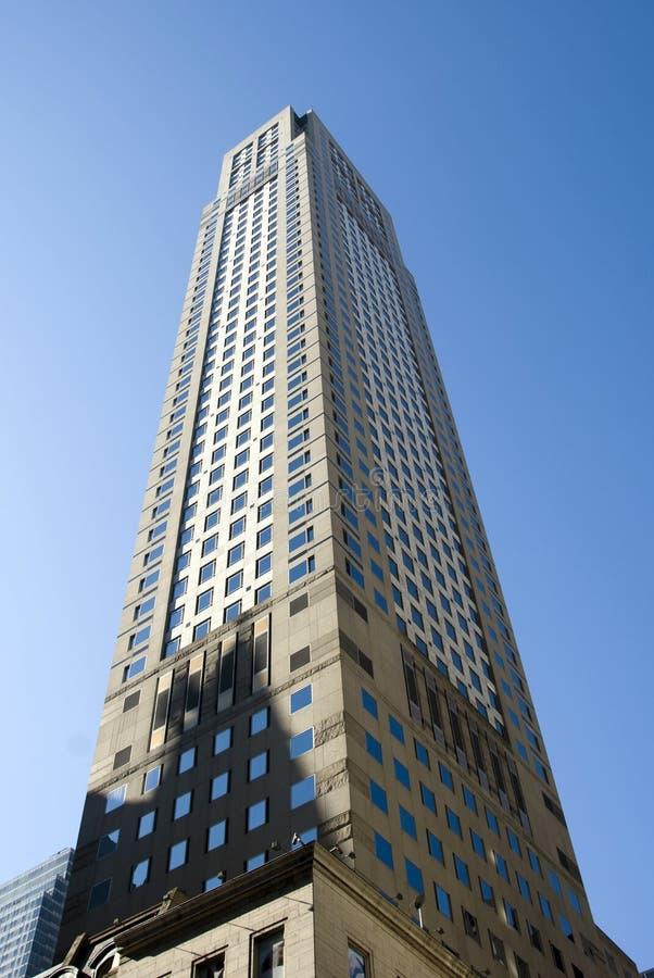 New York skyscraper royalty free stock images