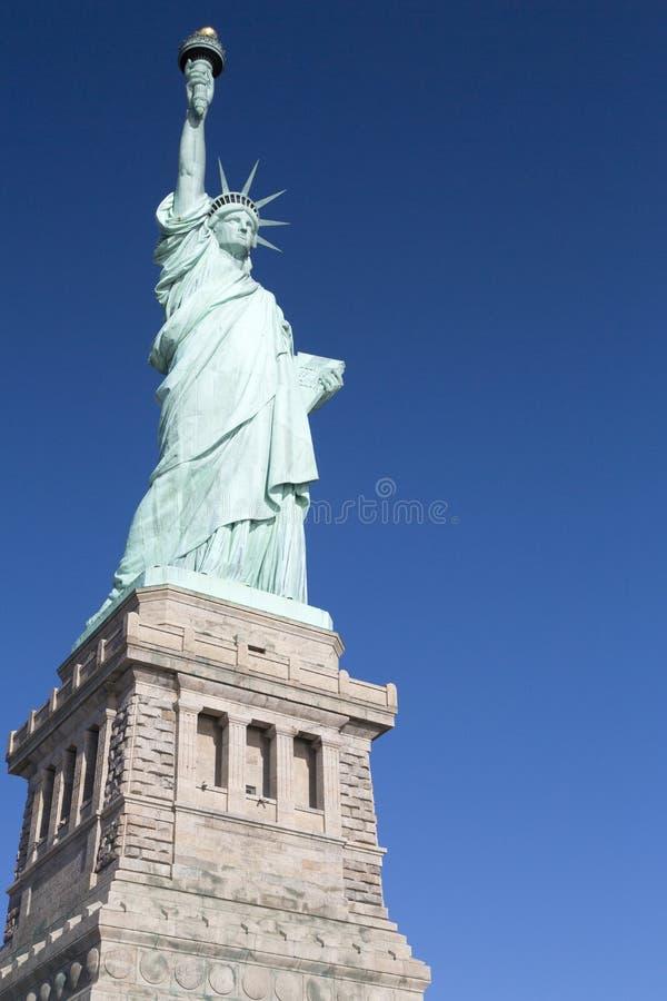 New York, statue de la liberté image stock
