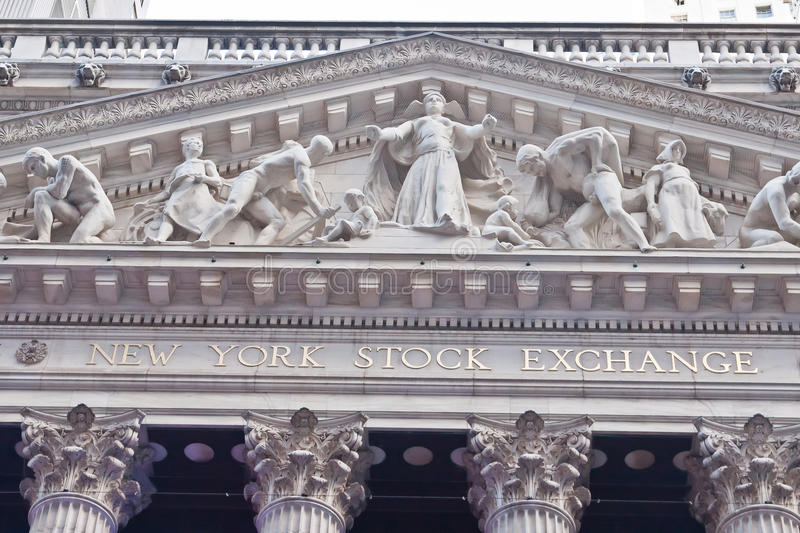 Download New York Stock Exchange editorial stock image. Image of north - 17074764