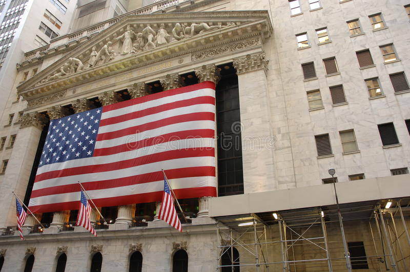 Download New York Stock Exchange editorial photo. Image of commerce - 20847581
