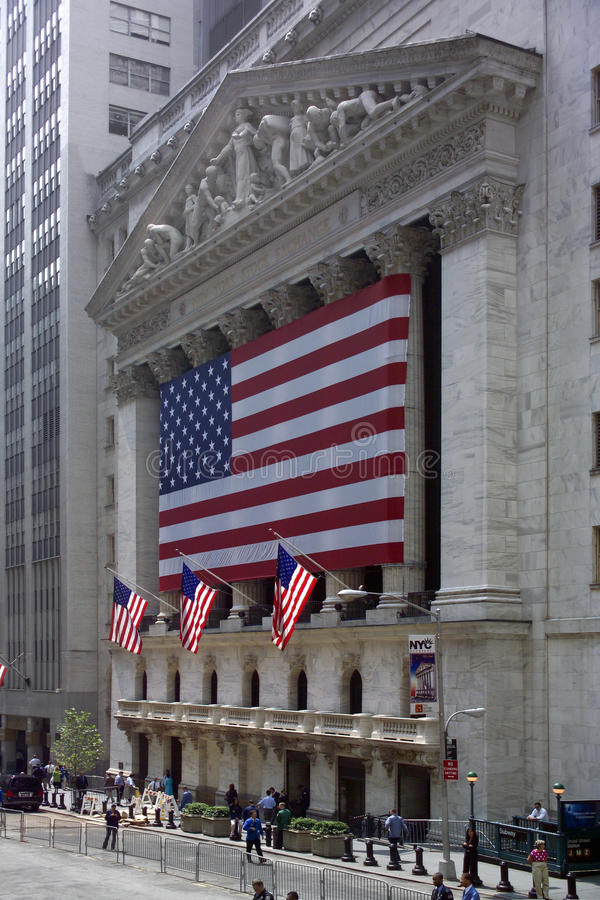 Download New York Stock Exchange editorial photo. Image of financial - 20882766