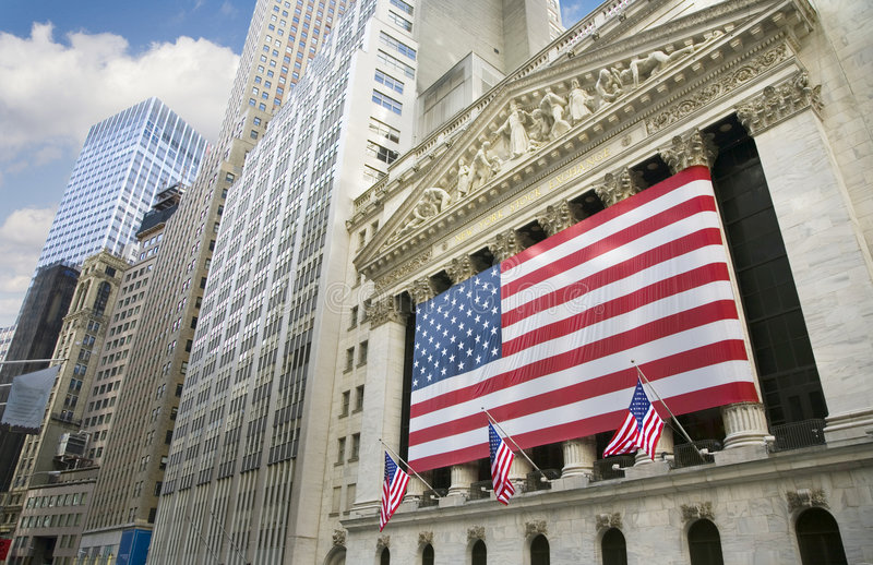 Download New York Stock Exchange editorial stock photo. Image of business - 4616943