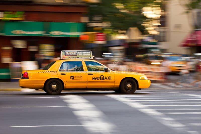 New York Taxi Editorial Stock Photo