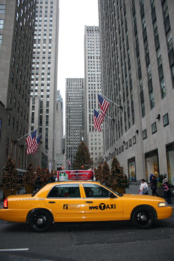 Download New York Taxi Cab Editorial Stock Image - Image: 17640714