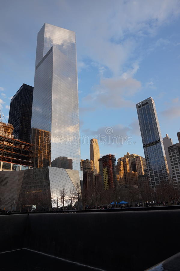New York, u.c.e. fotografia stock