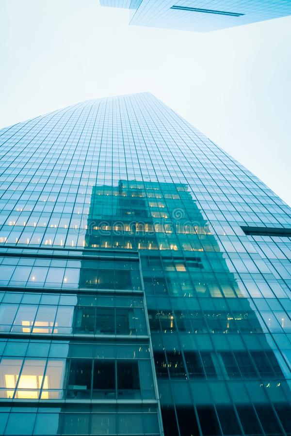 Bank of America Tower stock photography