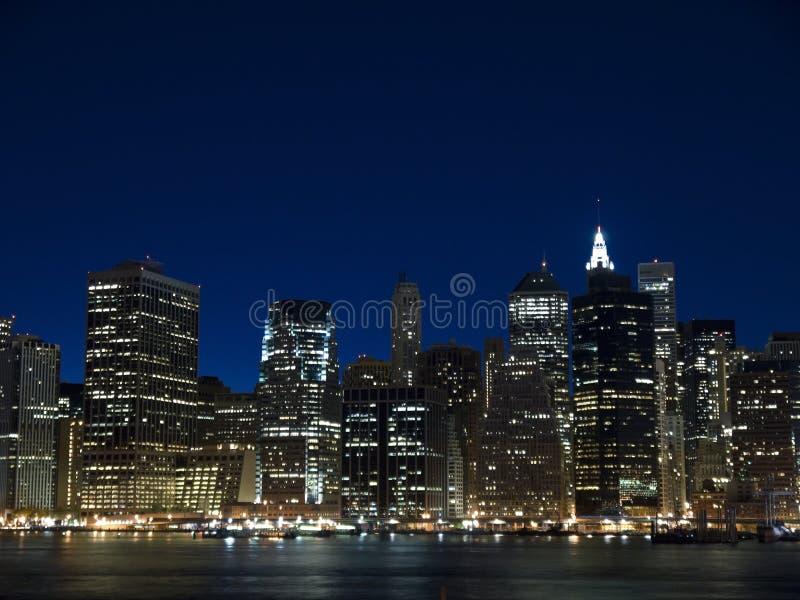 New York view royalty free stock photo