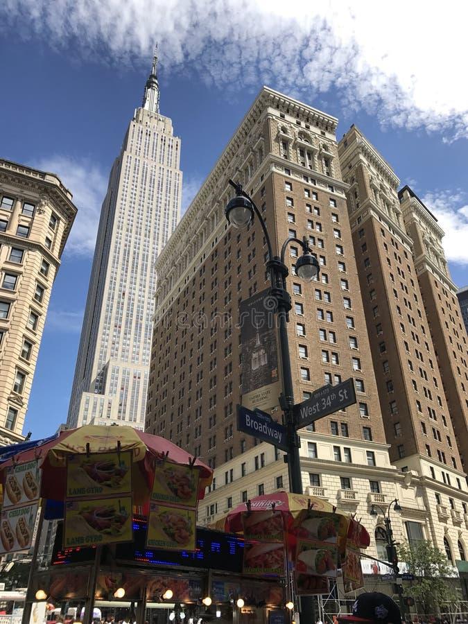 New York viva imagem de stock royalty free