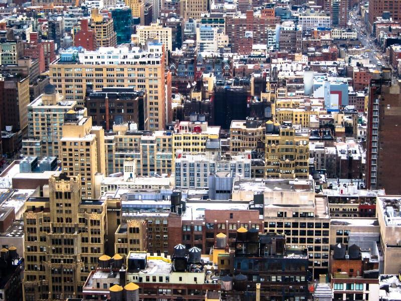 New- Yorkansicht 2 lizenzfreie stockfotos