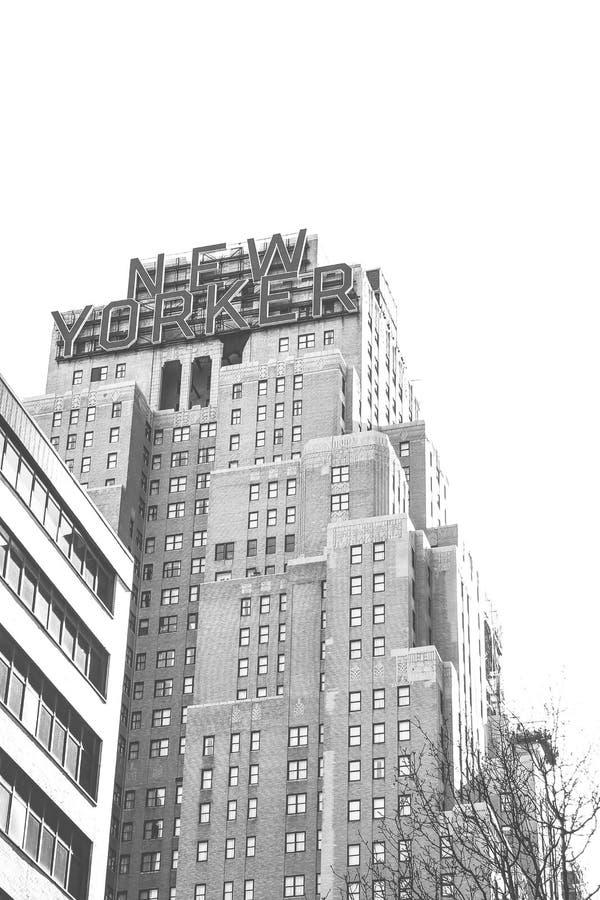 New Yorker Skyscraper, New York Free Public Domain Cc0 Image