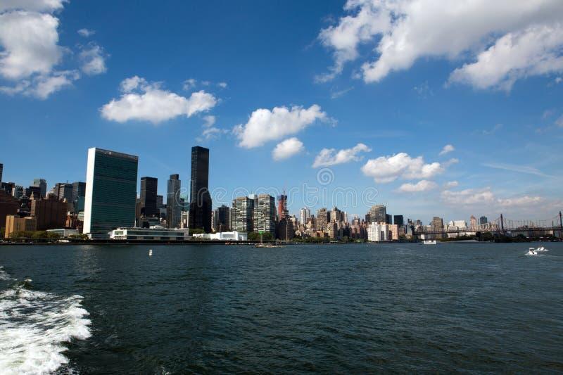 New- Yorkgebäude lizenzfreies stockfoto
