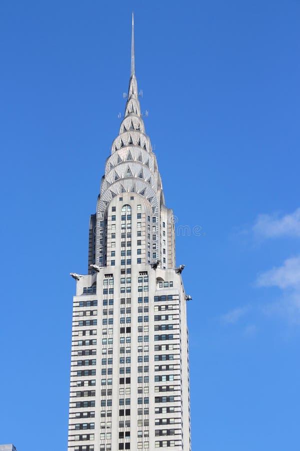 New- Yorkgrenzstein stockfoto