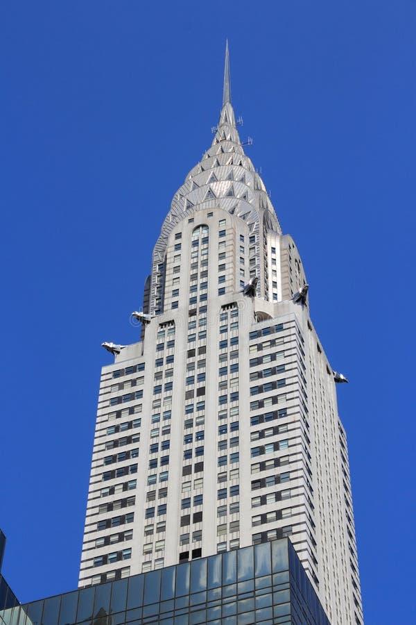 New- Yorkgrenzstein lizenzfreies stockfoto
