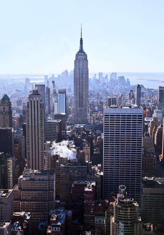New- YorkSkyline stockfoto