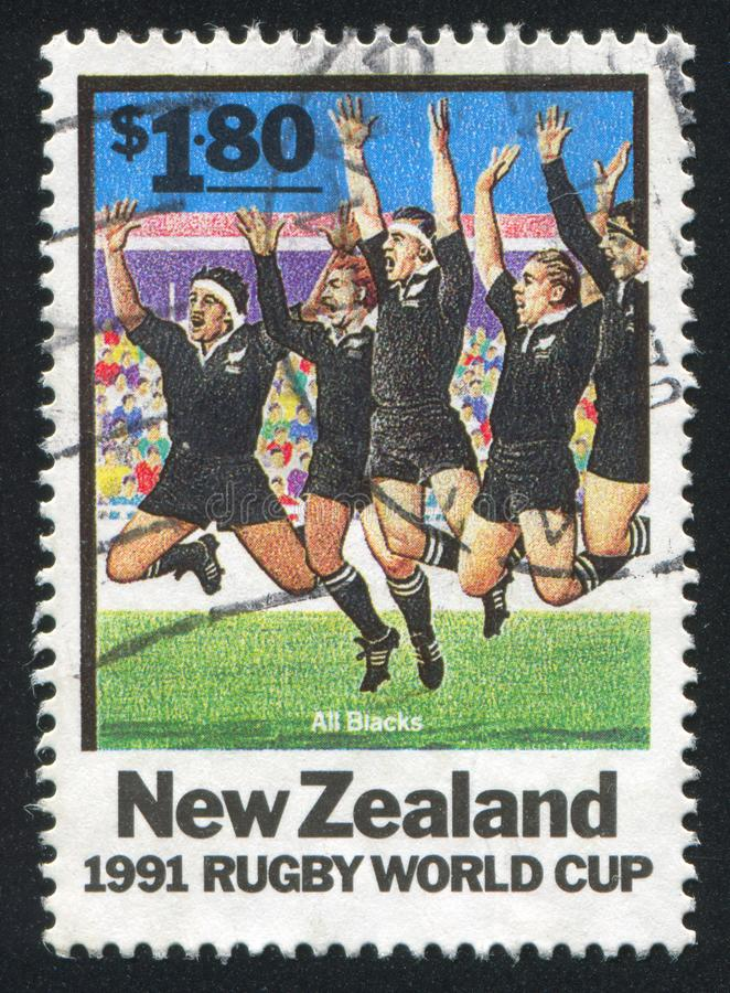 Rugby World Cup stock images