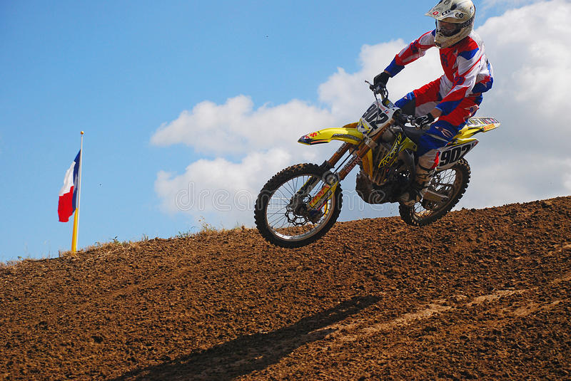 Download New Zealand Motocross Racer Cody Cooper Editorial Stock Image - Image: 14664224