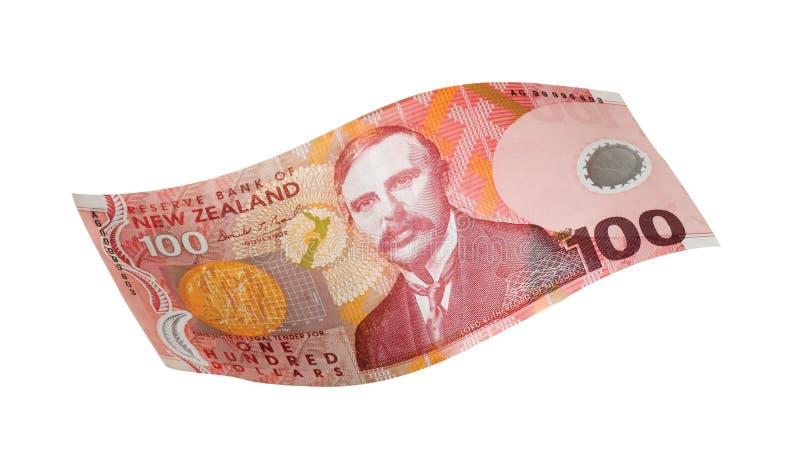 Download New Zealand One Hundred Dollar Stock Image - Image: 19484421
