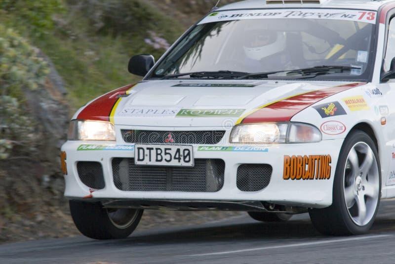 New Zealand Targa Rally Editorial Stock Photo