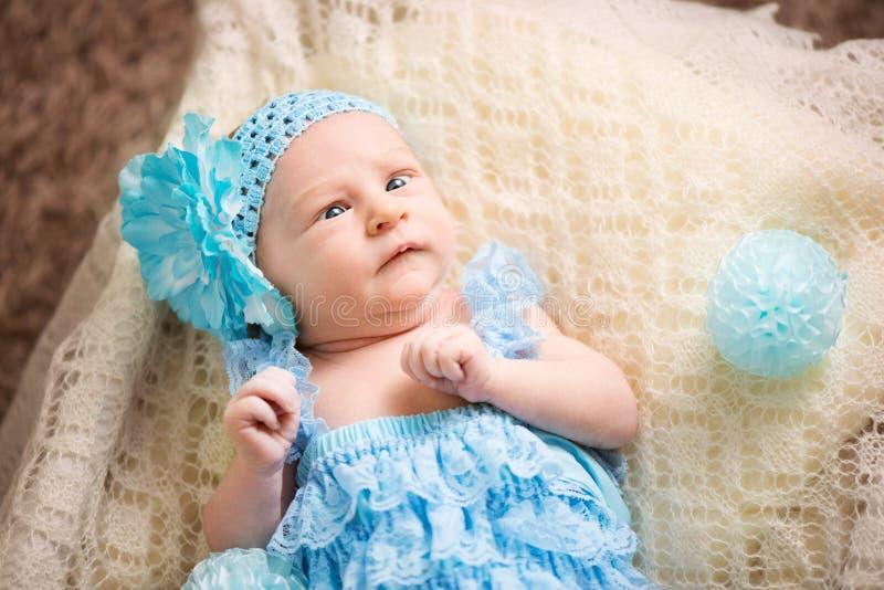 Newborn младенец стоковая фотография