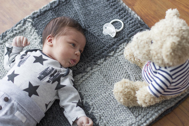 Newborn младенец стоковые фото