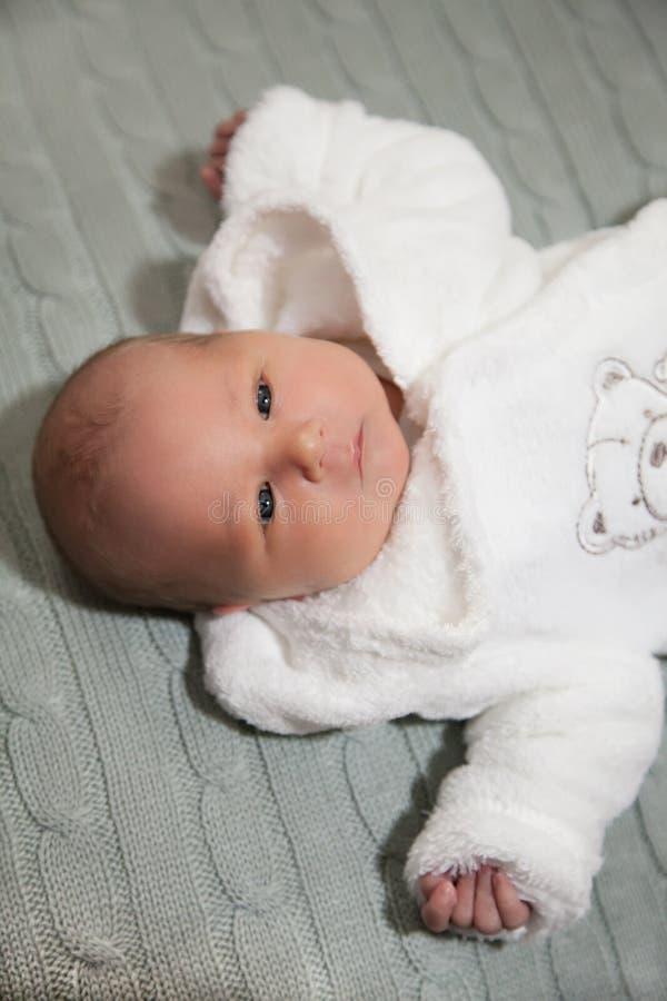 newborn младенца милое стоковая фотография