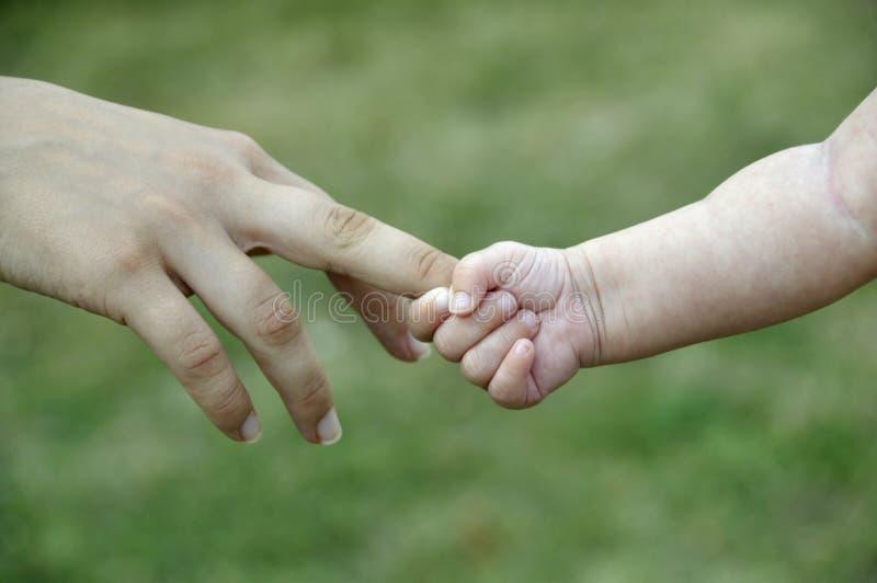 Download Newborn Baby Grasp Royalty Free Stock Photos - Image: 6355118