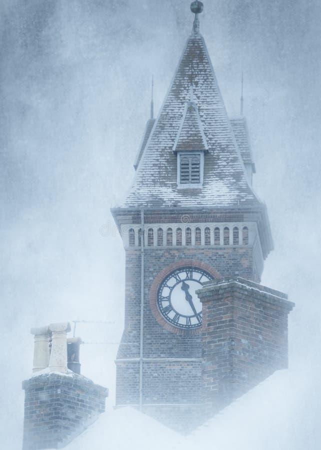 Newbury clock tower stock images