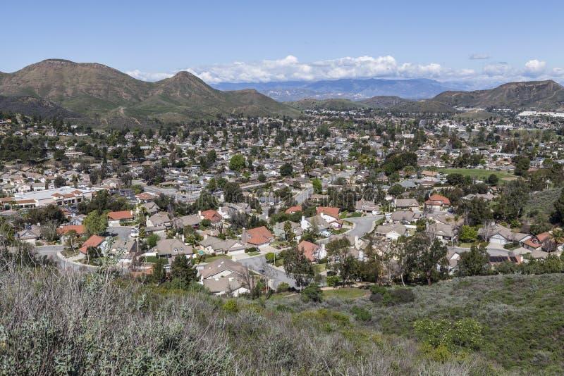 Newburypark Californië royalty-vrije stock fotografie