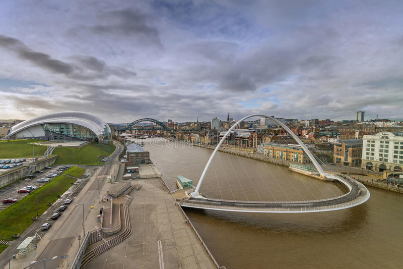 Download Newcastle stock photo. Image of north, glass, milenium - 38224424