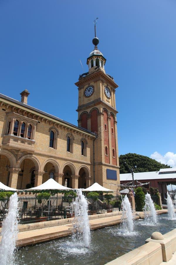 Newcastle - NSW - Australië royalty-vrije stock afbeeldingen