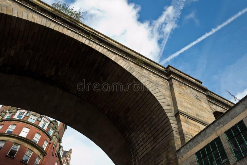 Newcastle op de Tyne stock afbeelding