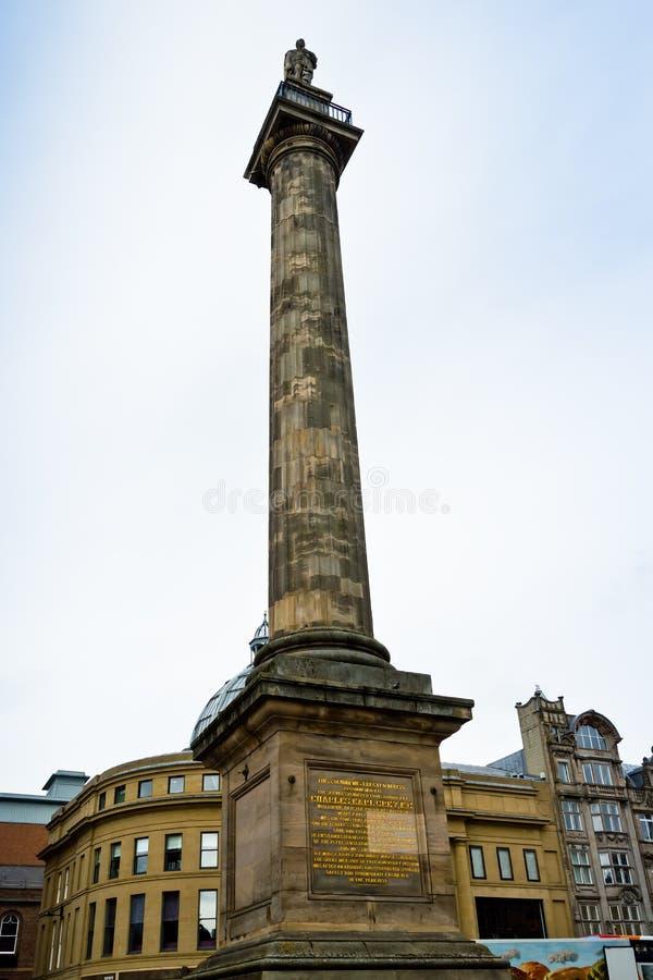 Newcastle op de Tyne royalty-vrije stock afbeelding