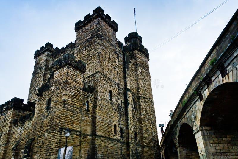 Newcastle op de Tyne royalty-vrije stock foto's