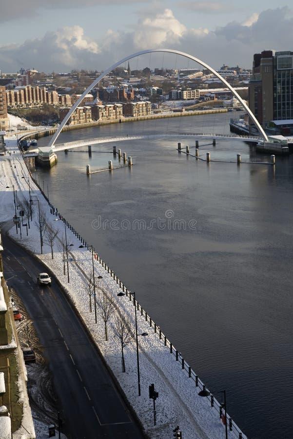 Newcastle Quayside stock photos