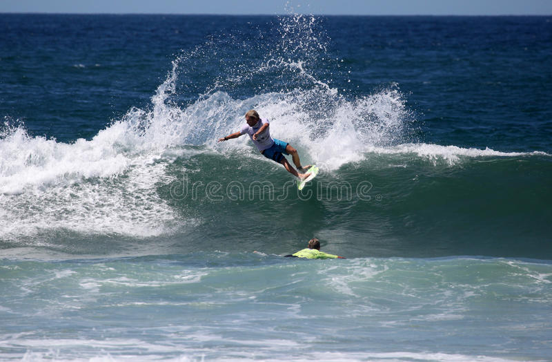 Download Newcastle Surfest editorial stock photo. Image of beach - 26616423