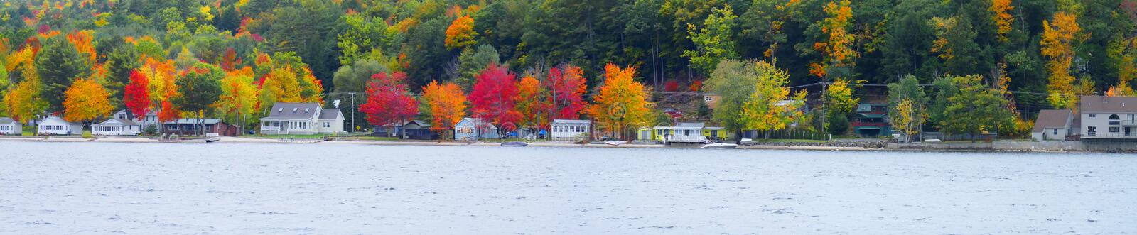 Newfound Lake royalty free stock images