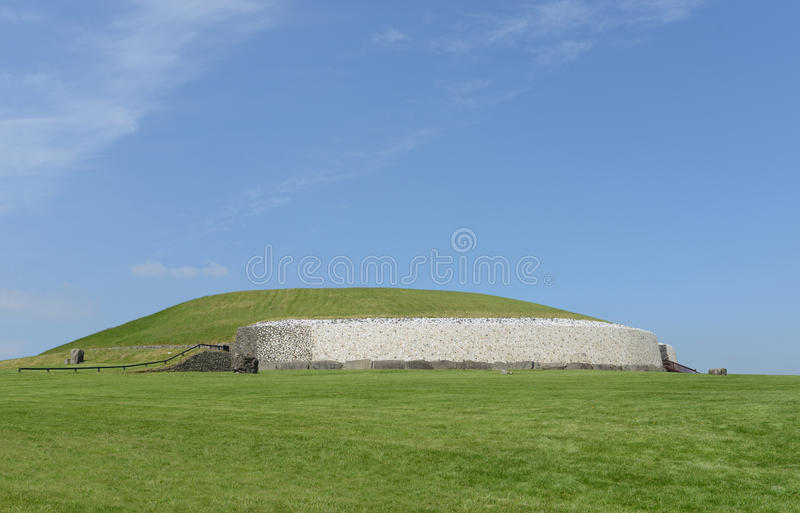 Newgrange zdjęcie royalty free