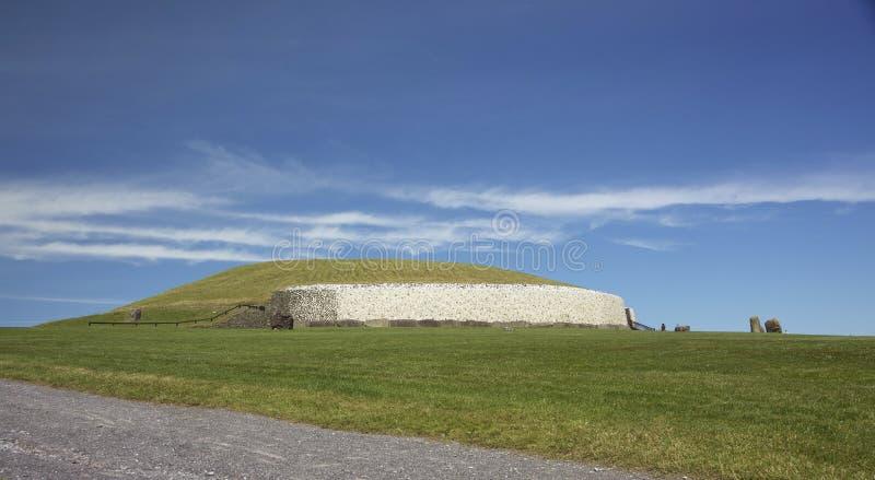 Newgrange images stock